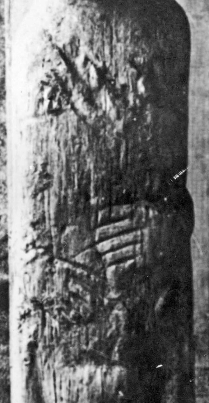 "The Discovery of the Ballachulish Goddess, ""This strange relic of paganism…"""